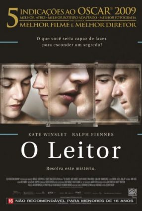 Cartaz do filme O LEITOR – The Reader