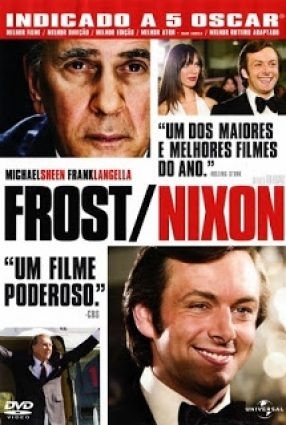 Cartaz do filme FROST/NIXON