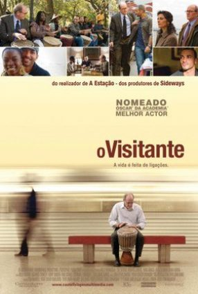Cartaz do filme O VISITANTE – The Visitor