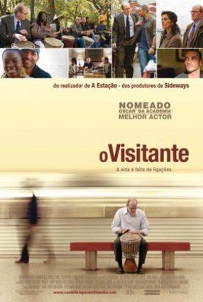 Cartaz do filme O VISITANTE – The Visitor