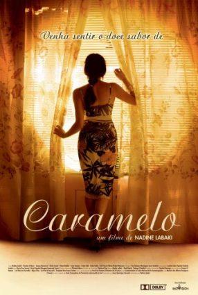 Cartaz do filme CARAMELO – Sukkar Banat
