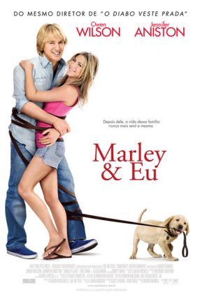 Cartaz do filme MARLEY E EU – Marley and Me