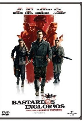 Cartaz do filme BASTARDOS INGLÓRIOS – Inglorious Basterds