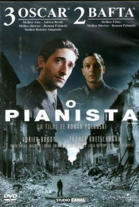 Cartaz do filme O PIANISTA – Le Pianiste