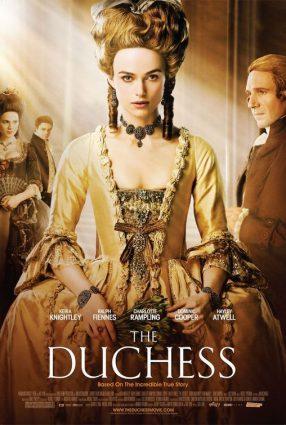 Cartaz do filme A DUQUESA – The Duchess