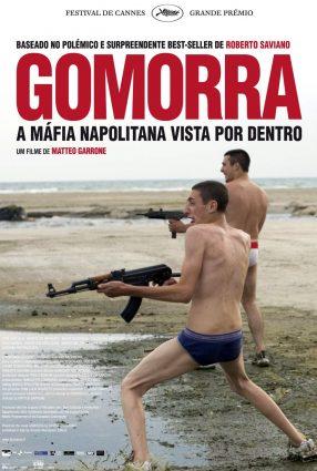 Cartaz do filme GOMORRA