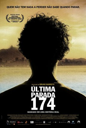 Cartaz do filme ÚLTIMA PARADA 174