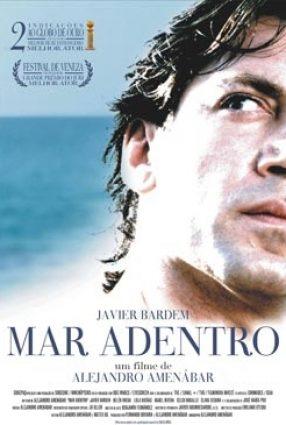 Cartaz do filme MAR ADENTRO