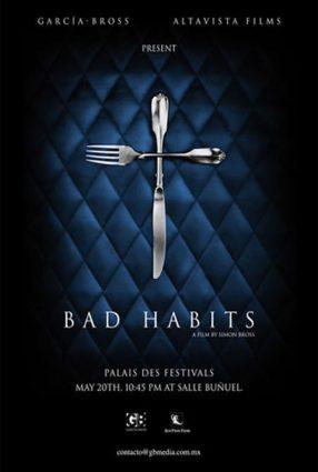 Cartaz do filme MAUS HÁBITOS – Malos hábitos