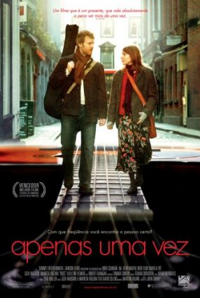 Cartaz do filme APENAS UMA VEZ – Once
