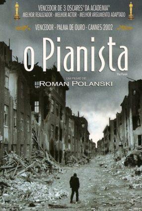 Cartaz do filme O PIANISTA – Le Pianiste