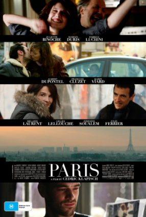 Cartaz do filme PARIS