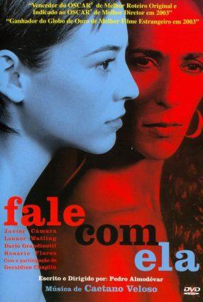 Cartaz do filme FALE COM ELA – Hable con Ella