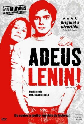 Cartaz do filme ADEUS, LÊNIN! – Good Bye Lenin!