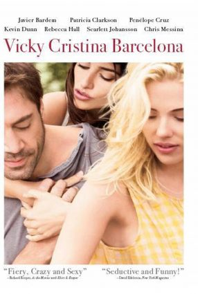 Cartaz do filme VICKY CRISTINA BARCELONA