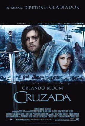 Cartaz do filme CRUZADA – Kingdom of Heaven