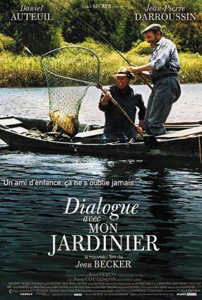 Cartaz do filme CONVERSAS COM O MEU JARDINEIRO – Dialogue avec mon Jardinier