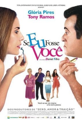 Cartaz do filme SE EU FOSSE VOCÊ