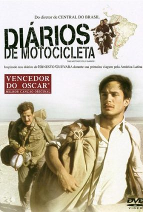 Cartaz do filme DIÁRIOS DE MOTOCICLETA –  The Motorcycle Diaries