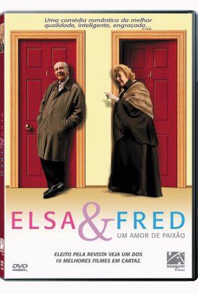 Cartaz do filme ELSA & FRED – UM AMOR DE PAIXÃO – Elsa Y Fred