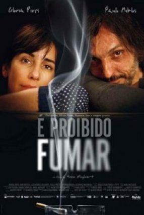 Cartaz do filme É PROIBIDO FUMAR