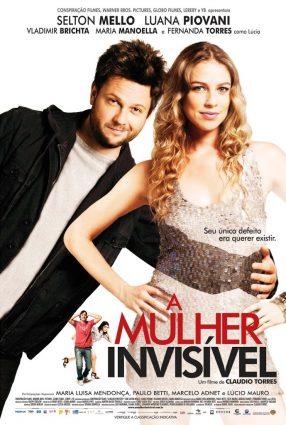 Cartaz do filme A MULHER INVISÍVEL