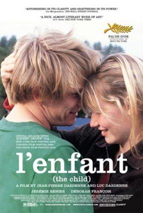 Cartaz do filme A CRIANÇA – L'Enfant