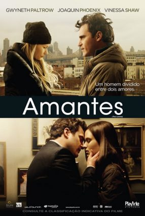 Cartaz do filme AMANTES – Two Lovers
