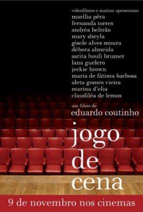Cartaz do filme JOGO DE CENA