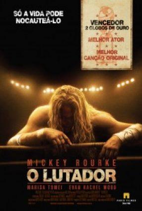 Cartaz do filme O LUTADOR – The Wrestler
