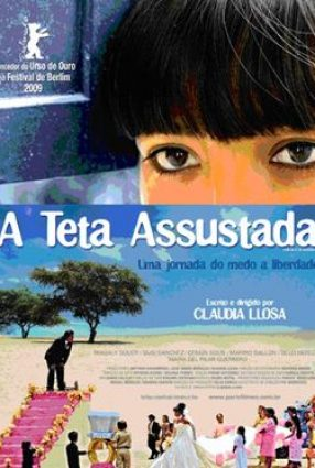 Cartaz do filme A TETA ASSUSTADA – La Teta Asustada