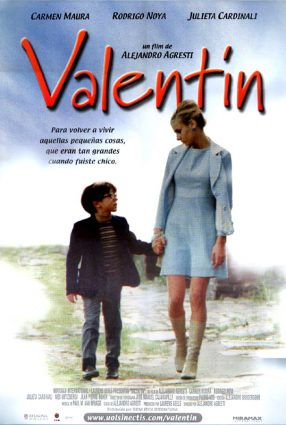 Cartaz do filme VALENTIN