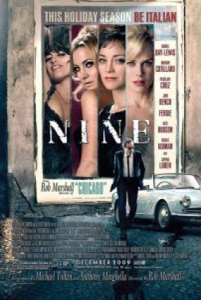Cartaz do filme NINE