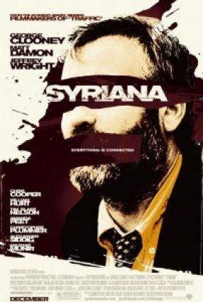 Cartaz do filme SYRIANA – A INDÚSTRIA DO PETRÓLEO – Syriana