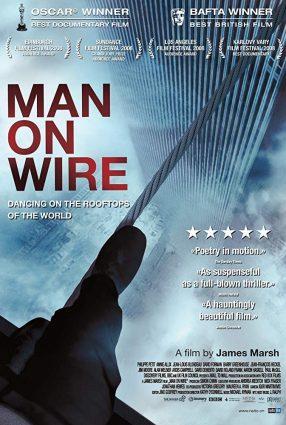 Cartaz do filme O EQUILIBRISTA – Man On Wire