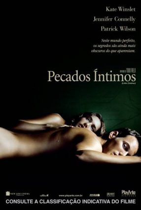 Cartaz do filme PECADOS ÍNTIMOS – Little Children