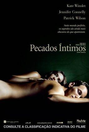 Cartaz do filme PECADOS ÍNTIMOS – Little Children