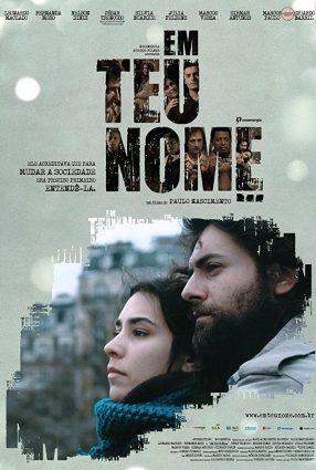 Cartaz do filme EM TEU NOME