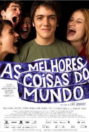 Cartaz do filme AS MELHORES COISAS DO MUNDO