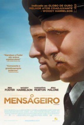 Cartaz do filme O MENSAGEIRO – The Messenger