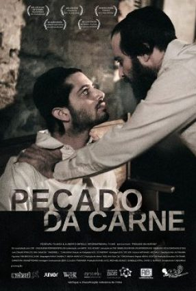 Cartaz do filme PECADO DA CARNE – Einaym Pkuhot / Wide Eyes Open