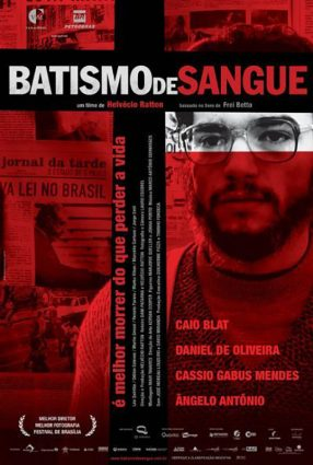 Cartaz do filme BATISMO DE SANGUE