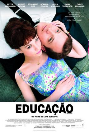 Cartaz do filme EDUCAÇÃO – An Education
