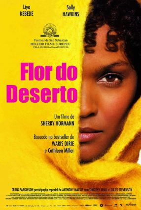 Cartaz do filme FLOR DO DESERTO – Desert Flower