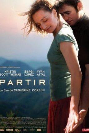 Cartaz do filme PARTIR