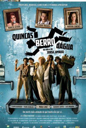 Cartaz do filme QUINCAS BERRO D'ÁGUA