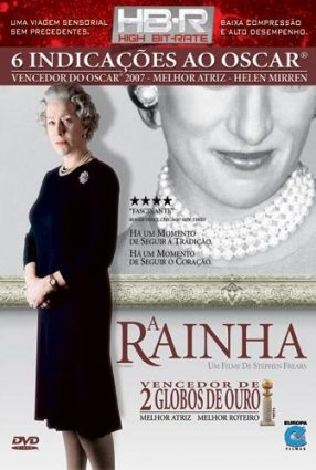 Cartaz do filme A RAINHA – The Queen