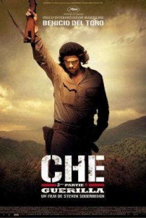 Cartaz do filme CHE 2 – A GUERRILHA – The Argentine – Guerrilla