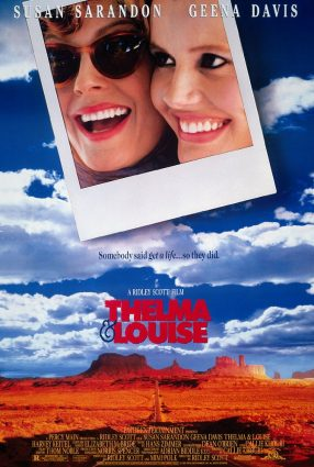 Cartaz do filme THELMA & LOUISE