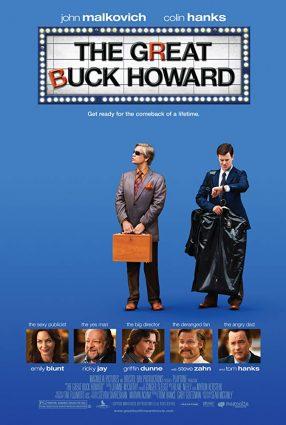 Cartaz do filme A MENTE QUE MENTE – The Great Buck Howard